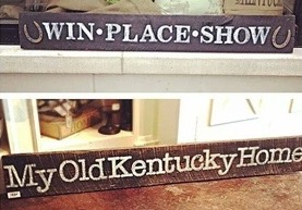 Reclaimed Barnwood Signs