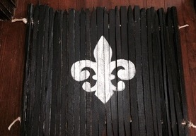 Tobacco Stick Door Mats
